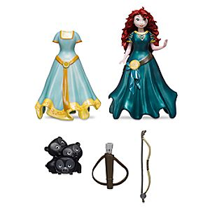 Merida Figure Fashion Set
