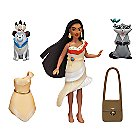 Pocahontas Figure Fashion Set
