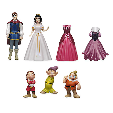 Snow White Deluxe Figure Fashion Set