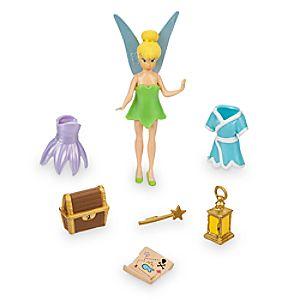 Tinker Bell Figure Fashion Set