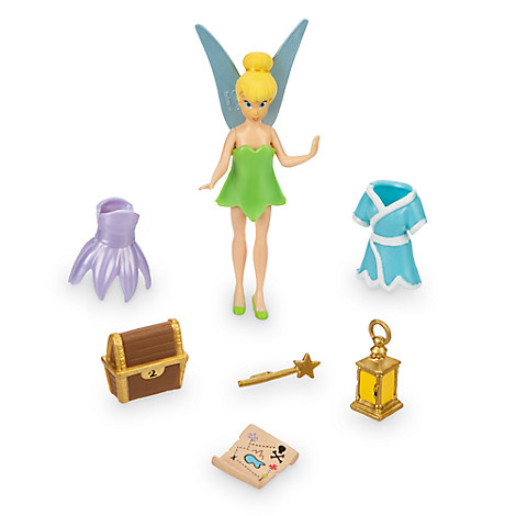 Tinker Bell Figure Fashion Set