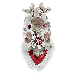 Disneys Babies Sven Plush with Blanket - Frozen - Small - 10