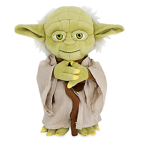 Yoda Plush - Star Wars - Small - 9''