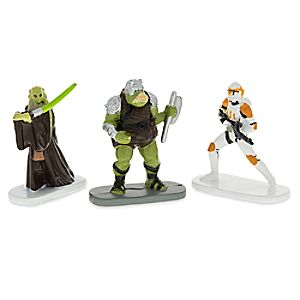 Star Wars Mini Figures Collector Pack - Park Series 15