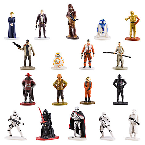 Star Wars Mini Figures Collector Pack - Park Series 17