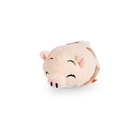 Pig ''Tsum Tsum'' Plush - Pirates of the Caribbean - Mini - 3 1/2''