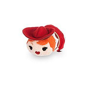 Redhead ''Tsum Tsum'' Plush - Pirates of the Caribbean - Mini - 3 1/2''