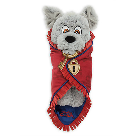 Disney's Babies Jailor Dog Plush with Blanket - Pirates of the Caribbean - Small - 10''