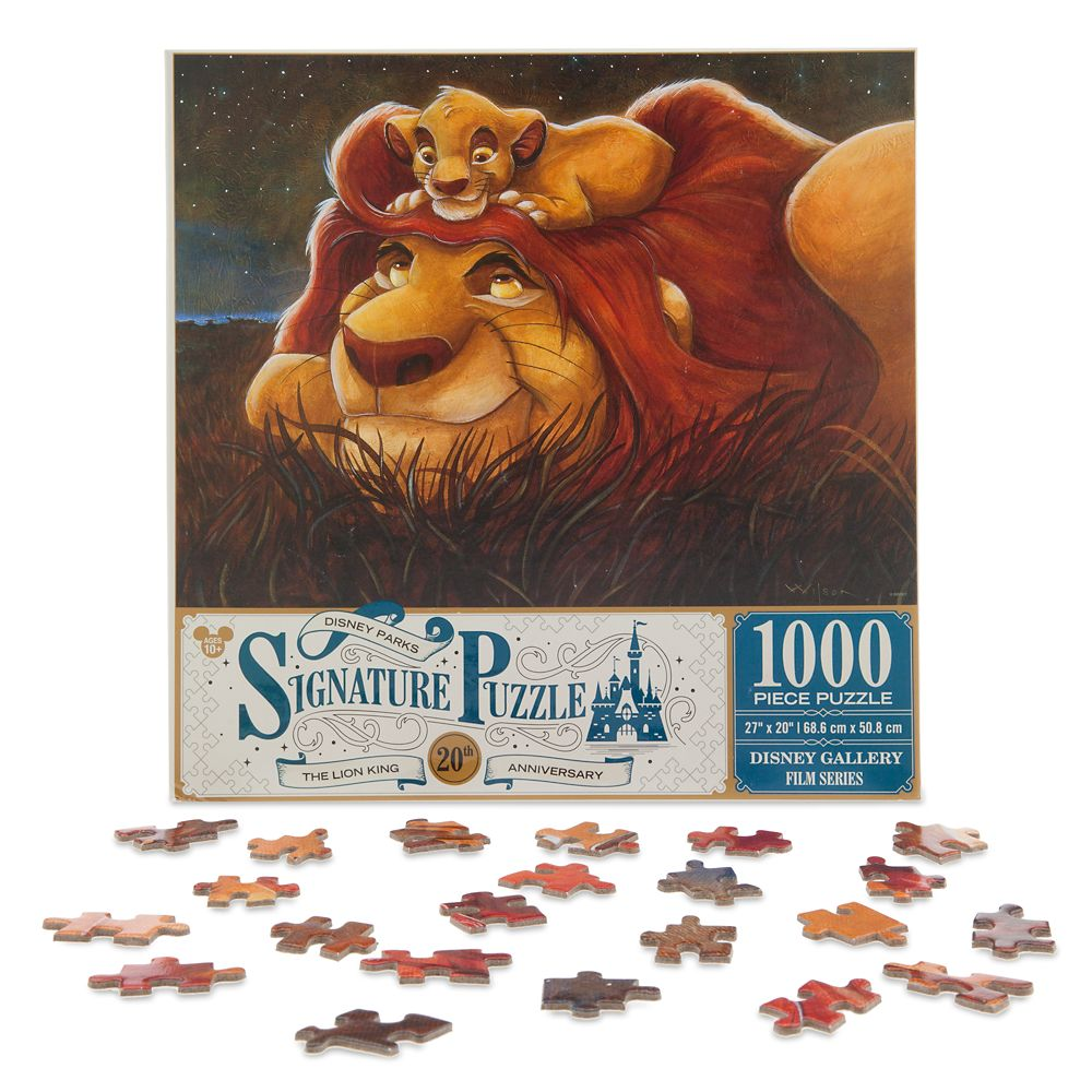The Lion King Jigsaw Puzzle