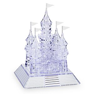 Sleeping Beauty Castle 3D Puzzle - Disneyland Diamond Celebration