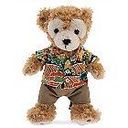 Duffy the Disney Bear Plush - Aulani, A Disney Resort & Spa - Small - 12''