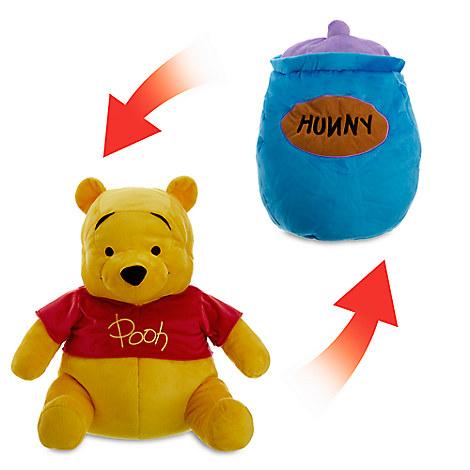 Winnie the Pooh Reversible Plush - Large - 16''