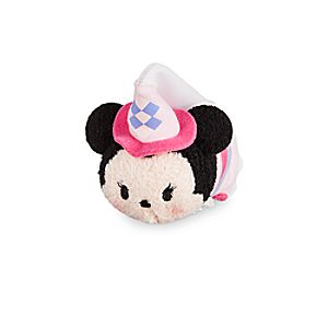 Princess Minnie Mouse ''Tsum Tsum'' Plush - Fantasyland - Mini - 3 1/2''