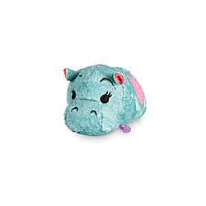 ''it's a small world'' Hippo ''Tsum Tsum'' Plush - Fantasyland - Mini - 3 1/2''