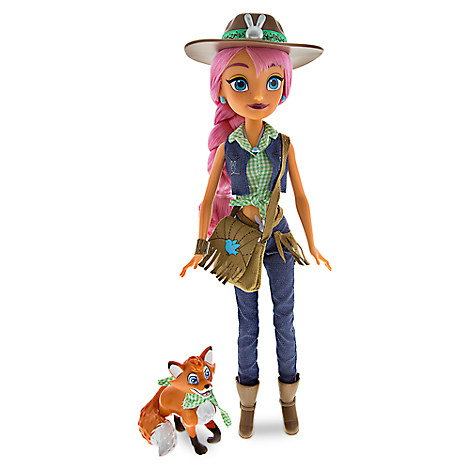Disney Attractionistas Doll - Briar - 12''