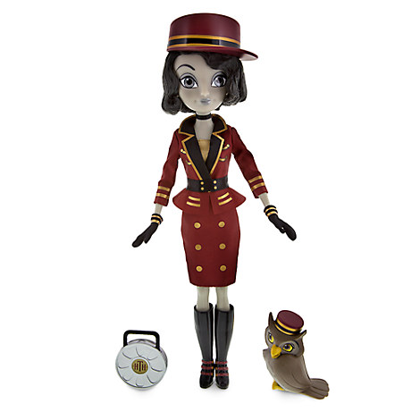 Disney Attractionistas Doll - Holly - 12''