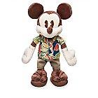Mickey Mouse Plush - Aulani, A Disney Resort & Spa - Small - 9''