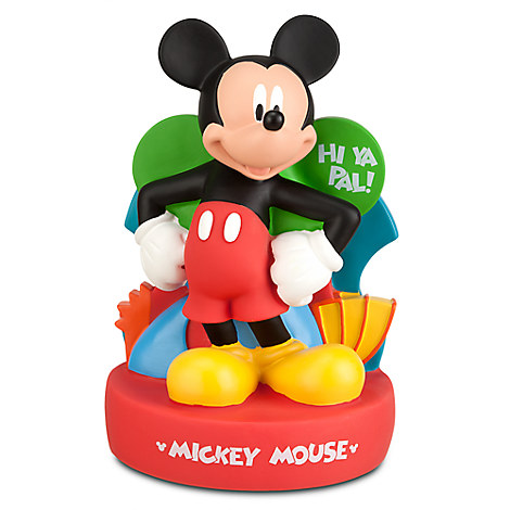 Mickey Mouse Toy Bank