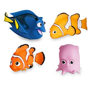 Finding Nemo Bath Buddies