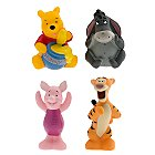 Winnie the Pooh Squeeze Toy Set
