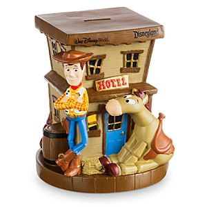 Toy Story Bank