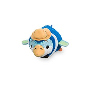 Barker Bird ''Tsum Tsum'' Plush - Adventureland - Mini - 3 1/2''