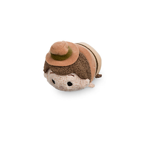 Jungle Cruise Skipper ''Tsum Tsum'' Plush - Adventureland - Mini - 3 1/2''