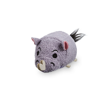 Rhino ''Tsum Tsum'' Plush - Adventureland - Mini - 3 1/2''