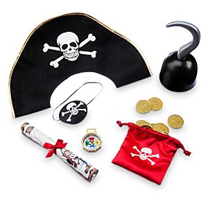 Pirates of the Caribbean Costume Accessories Trunk
