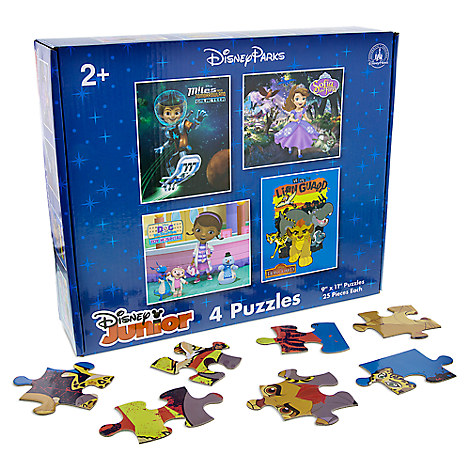 Disney Junior Puzzle Set