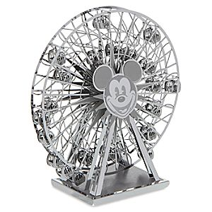 Mickey's Fun Wheel Metal Earth 3D Model Kit