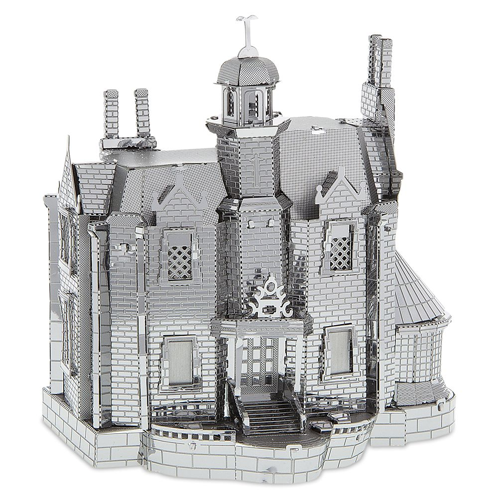 Haunted Mansion Metal Earth 3D Model Kit – Walt Disney World