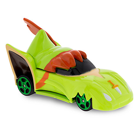 Peter Pan Disney Racers Die Cast Car