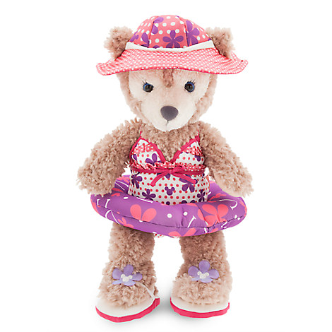 ShellieMay the Disney Bear Deluxe Swimwear Costume - Aulani, A Disney Resort & Spa - 17''