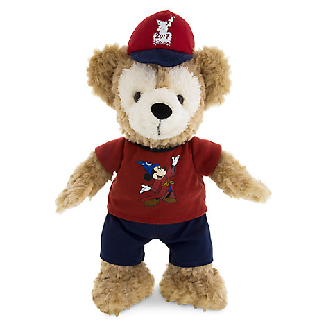 Duffy the Disney Bear Plush - 2017 - 12''