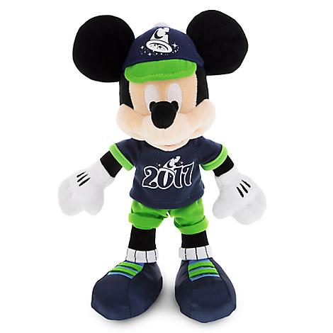 Mickey Mouse Plush - Disney Parks 2017 - 9''