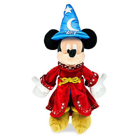 Sorcerer Mickey Mouse 2017 Plush - 12''