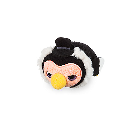 Vulture Undertaker ''Tsum Tsum'' Plush - Splash Mountain - Mini - 3 1/2''
