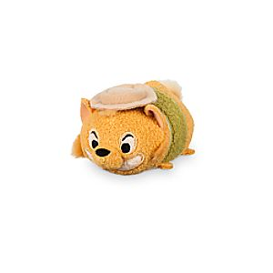 Br'er Fox ''Tsum Tsum'' Plush - Splash Mountain - Mini - 3 1/2''