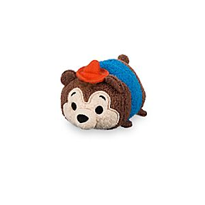 Br'er Bear ''Tsum Tsum'' Plush - Splash Mountain - Mini - 3 1/2''