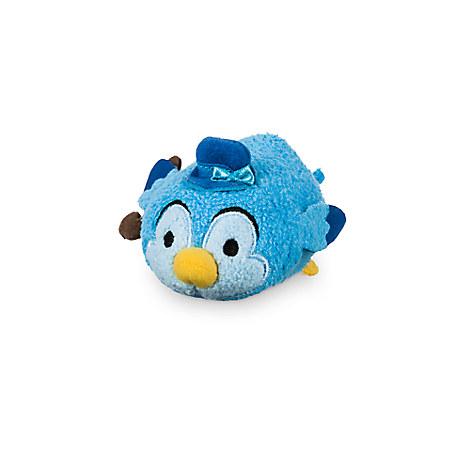 Mr. Bluebird ''Tsum Tsum'' Plush - Splash Mountain - Mini - 3 1/2''
