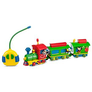 Mickey Mouse and Friends Remote Control Character Train