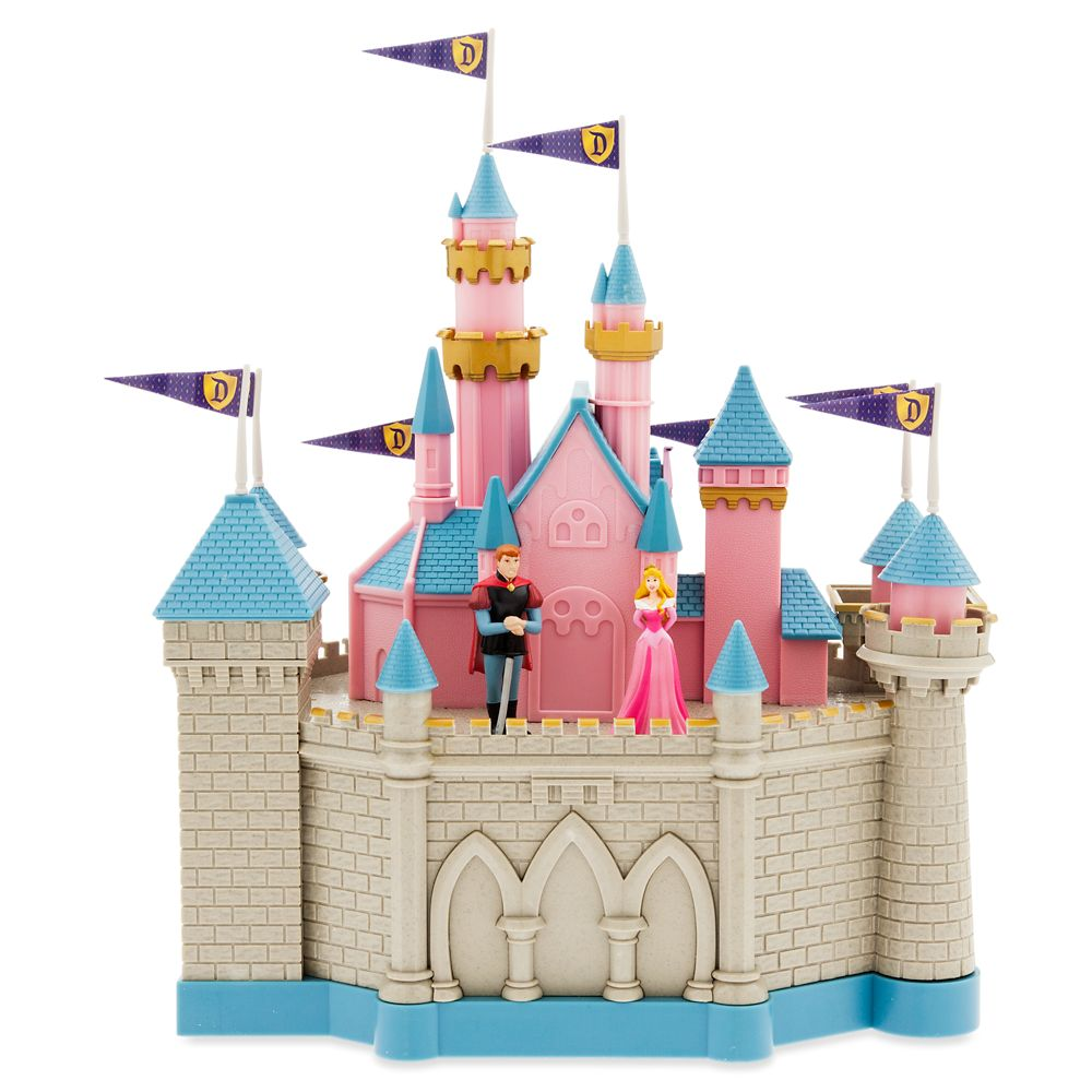 Sleeping Beauty Castle Play Set – Disneyland