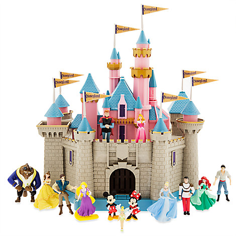 Sleeping Beauty Castle Play Set - Disneyland
