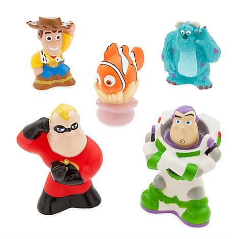 Disney•Pixar Squeeze Toy Set