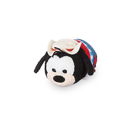 Goofy ''Tsum Tsum'' Plush - Frontierland - Mini - 3 1/2''