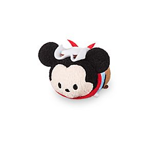 Mickey Mouse ''Tsum Tsum'' Plush - Frontierland - Mini - 3 1/2''