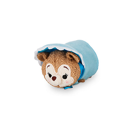 Bonnie Bear ''Tsum Tsum'' Plush - Frontierland - Mini - 3 1/2''