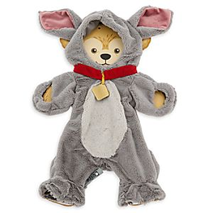 Duffy the Disney Bear Tramp Costume – 17""