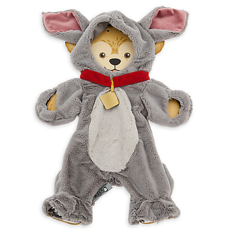 Duffy the Disney Bear Tramp Costume - 17''